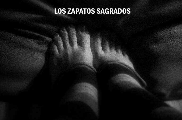 Los zapatos sagrados
