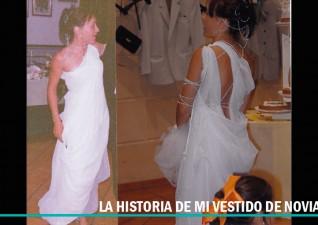 Mi vestido sorpresa de novia