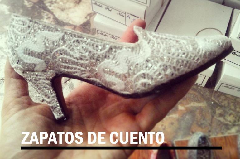 Zapatos de cuento